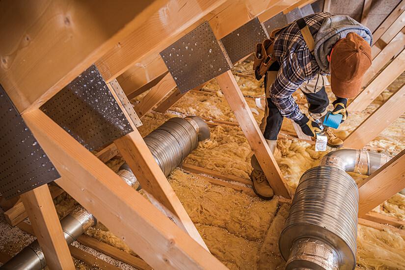insulating-ventilation-pipeline