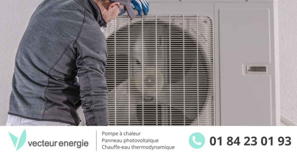 pompe a chaleur air air 1