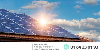 panneaux solaires vecteur energie-min